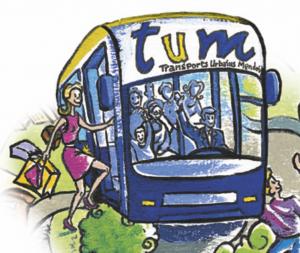 Prendre le TUM à Mende grâce aux autocars Boulet